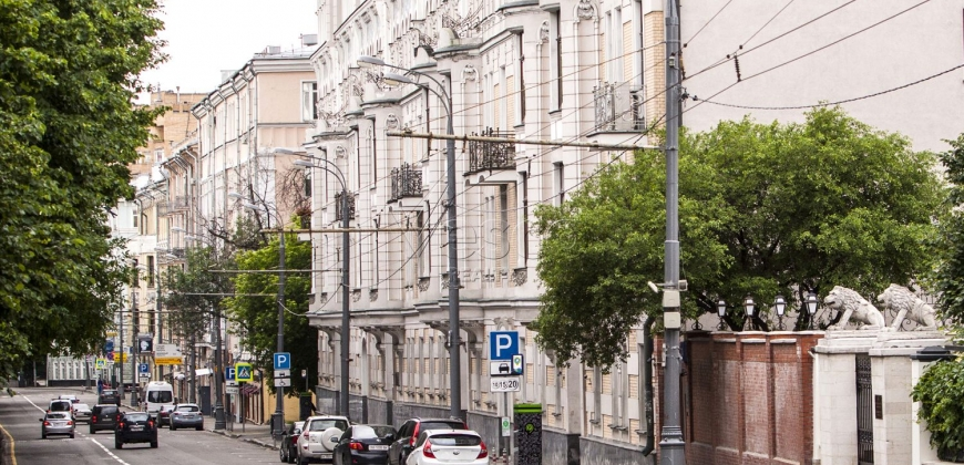 Так выглядит Жилой комплекс Русский модерн - #965488724