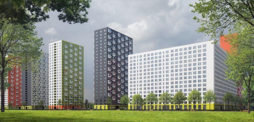 Так выглядит Жилой комплекс Саларьево парк - #1336205720
