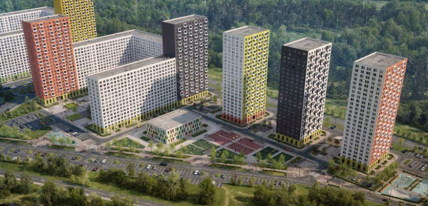 Так выглядит Жилой комплекс Саларьево парк - #1998536166