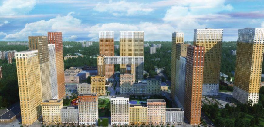 Так выглядит Жилой комплекс Селигер Сити - #839772472