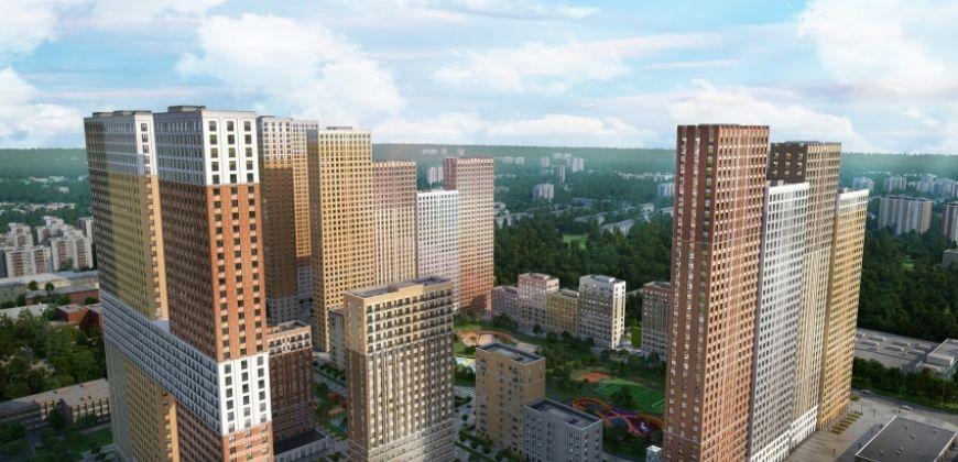 Так выглядит Жилой комплекс Селигер Сити - #257363871