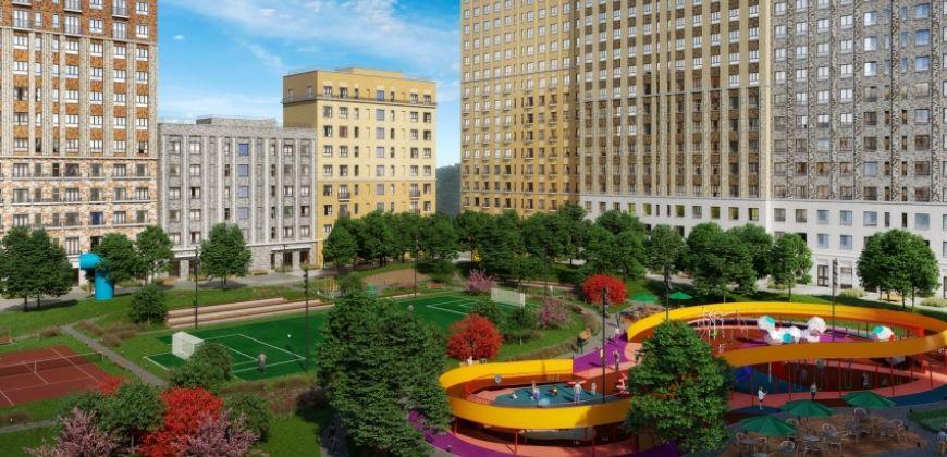 Так выглядит Жилой комплекс Селигер Сити - #185733830