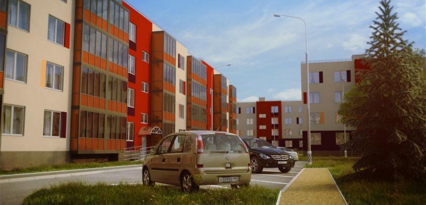 Так выглядит Жилой комплекс Шолохово - #2111566137