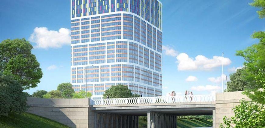 Так выглядит Жилой комплекс Штаб-квартира на Мосфильмовской - #1786075412