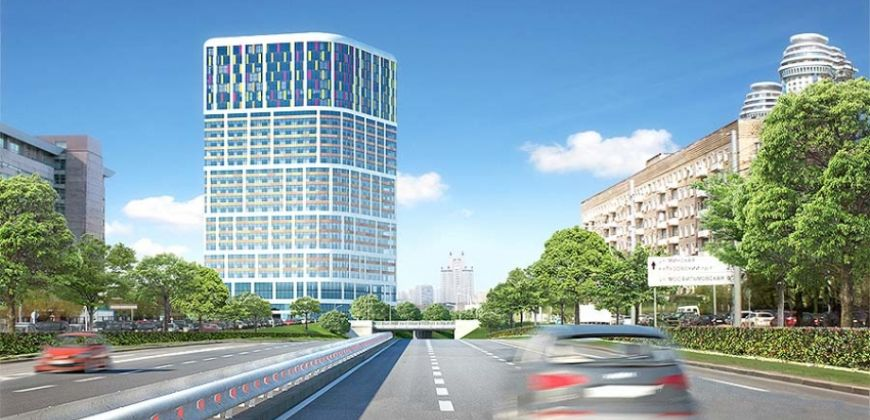 Так выглядит Жилой комплекс Штаб-квартира на Мосфильмовской - #1000023386
