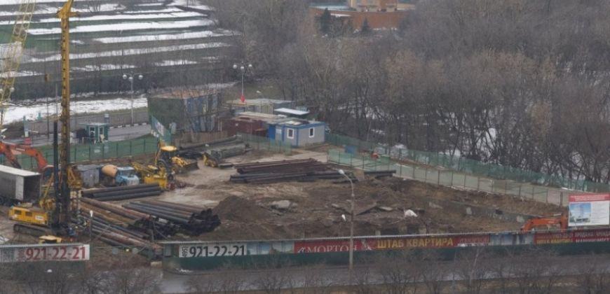 Так выглядит Жилой комплекс Штаб-квартира на Мосфильмовской - #1584483420