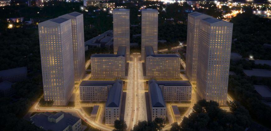 Так выглядит Жилой комплекс Sky City (High City) - #978226685