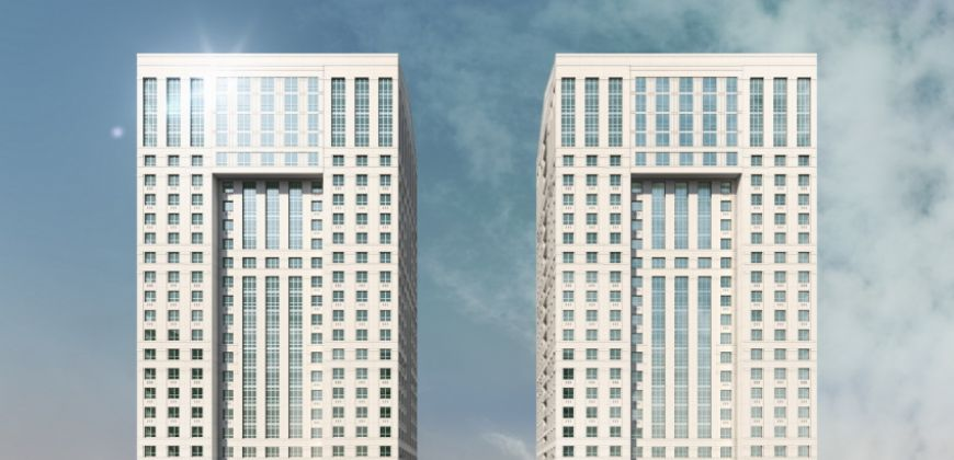 Так выглядит Жилой комплекс Sky City (High City) - #369005504