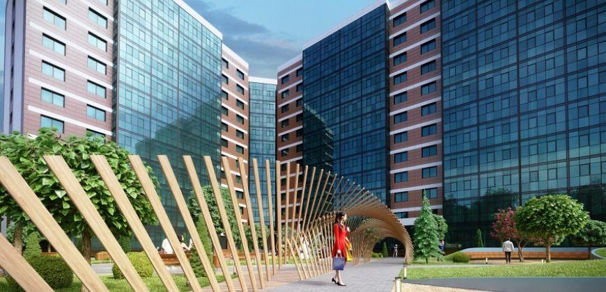 Так выглядит Жилой комплекс Sky Skolkovo Apartments (Скай Сколково) - #135747225