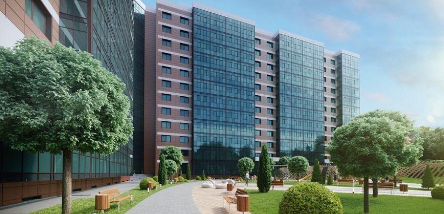 Так выглядит Жилой комплекс Sky Skolkovo Apartments (Скай Сколково) - #1172011460