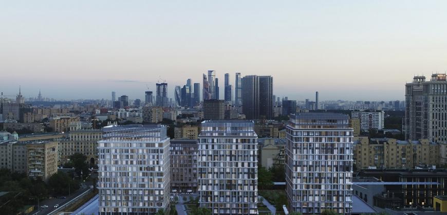 Так выглядит Жилой комплекс Slava - #1370834737