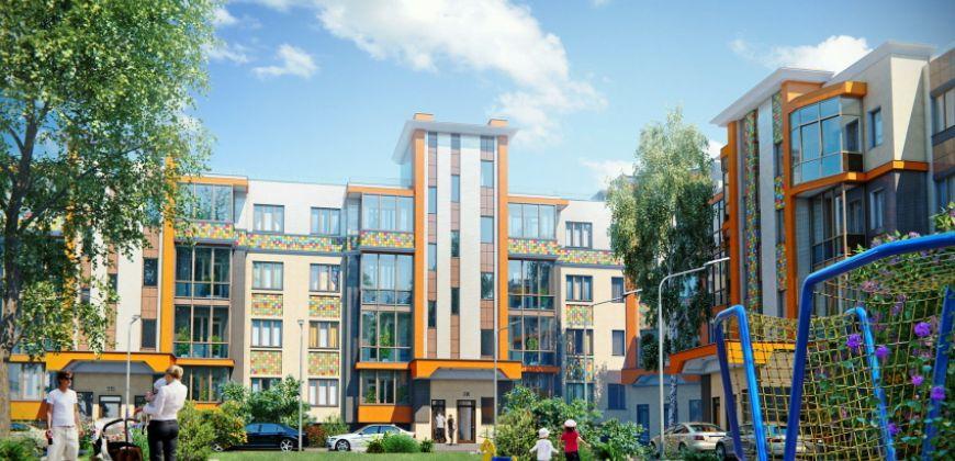 Так выглядит Жилой комплекс Smart-квартал Аккорд (Новые Жаворонки) - #960268102