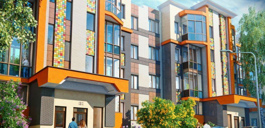 Так выглядит Жилой комплекс Smart-квартал Аккорд (Новые Жаворонки) - #1934151271