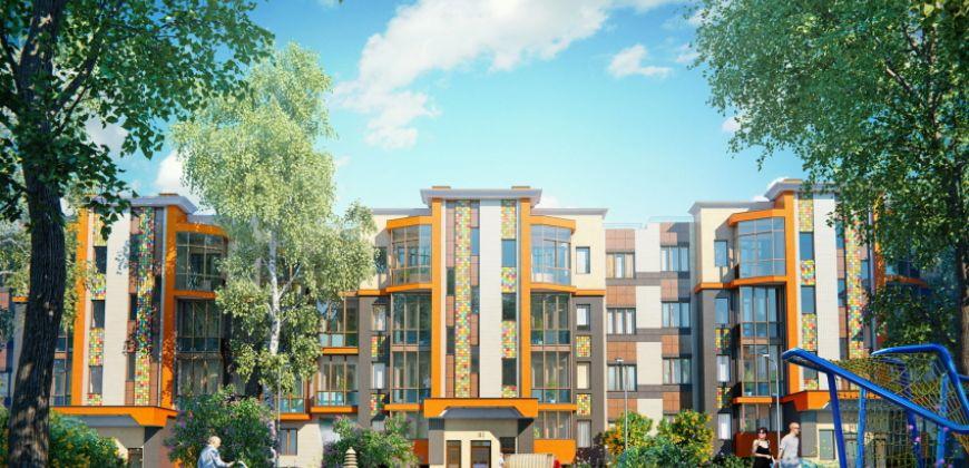 Так выглядит Жилой комплекс Smart-квартал Аккорд (Новые Жаворонки) - #1367358261