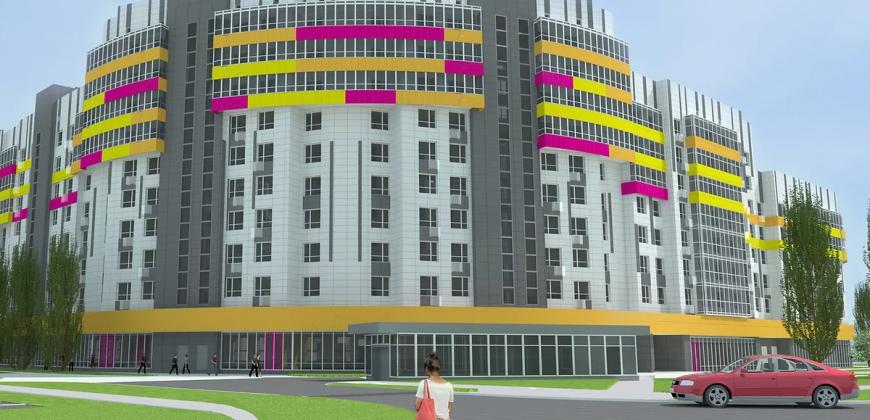 Так выглядит Жилой комплекс Соболевка - #661435835