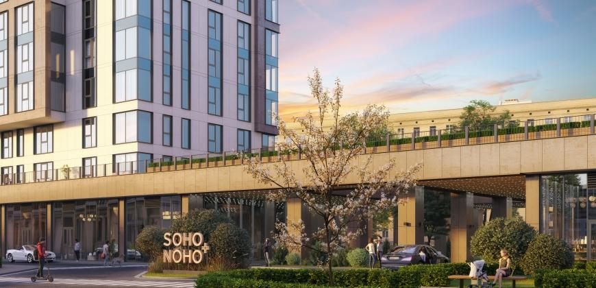 Так выглядит Жилой комплекс Soho+Noho - #1948960800