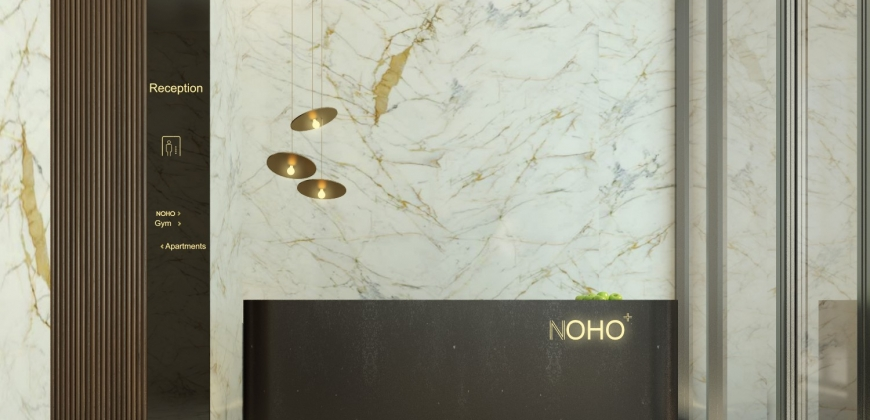 Так выглядит Жилой комплекс Soho+Noho - #442283515