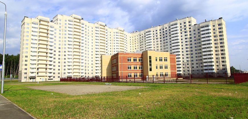 Так выглядит Жилой комплекс Солнцево-Парк - #500077017