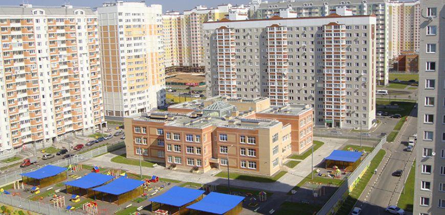 Так выглядит Жилой комплекс Солнцево-Парк - #1713526327