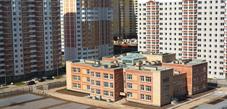Так выглядит Жилой комплекс Солнцево-Парк - #1358798258