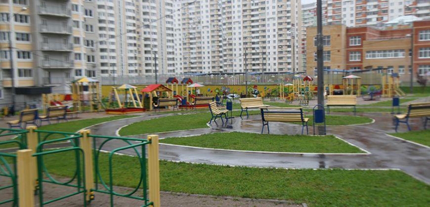 Так выглядит Жилой комплекс Солнцево-Парк - #167836478