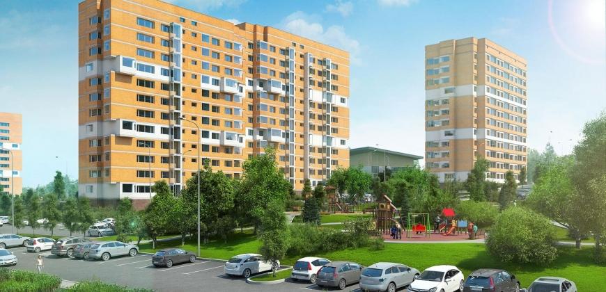 Так выглядит Жилой комплекс Спортивный квартал - #350624805