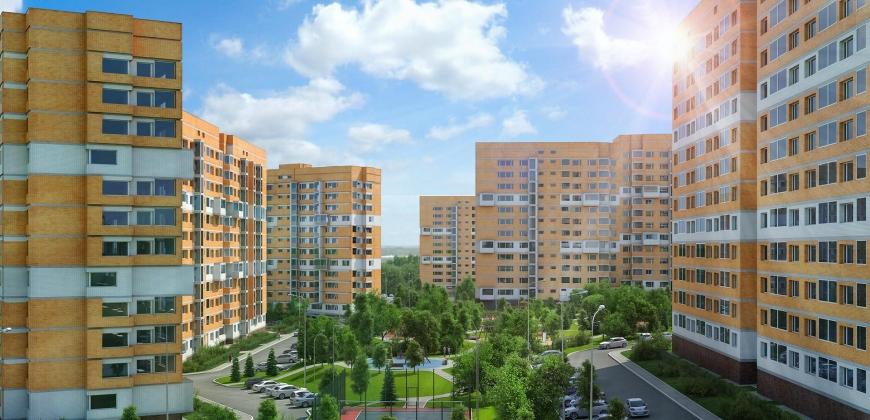 Так выглядит Жилой комплекс Спортивный квартал - #2062542244