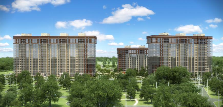 Так выглядит Жилой комплекс Татьянин Парк - #982259051