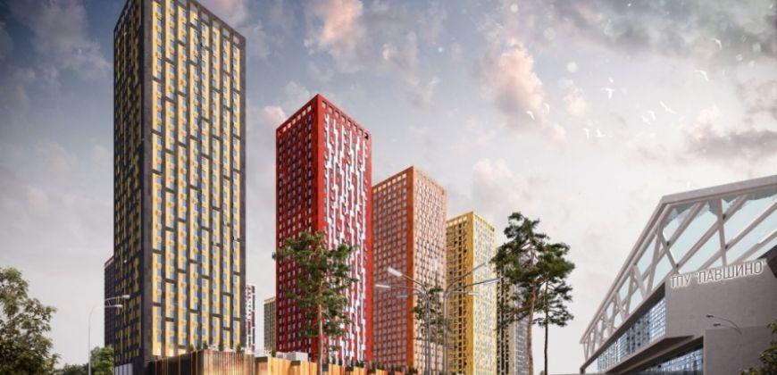 Так выглядит Жилой комплекс Тетрис - #2026100803