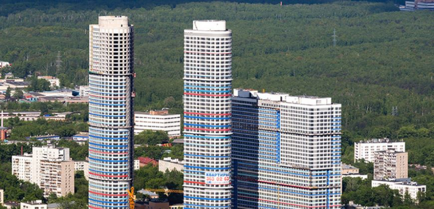 Так выглядит Жилой комплекс Триколор - #463580623