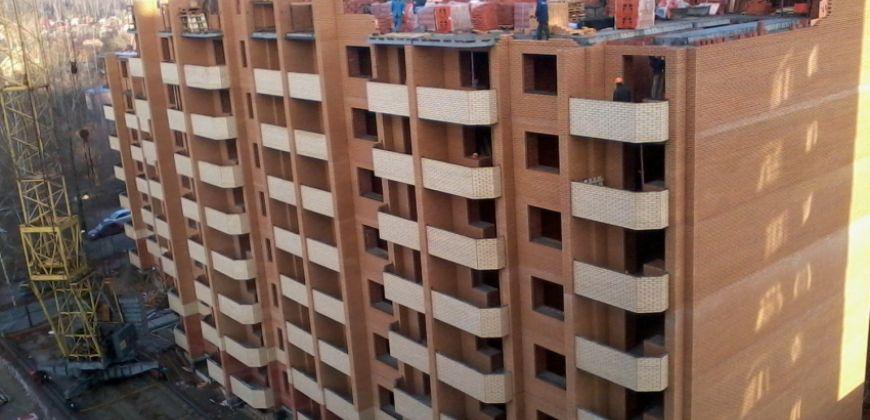 Так выглядит Жилой комплекс Трио - #131450648