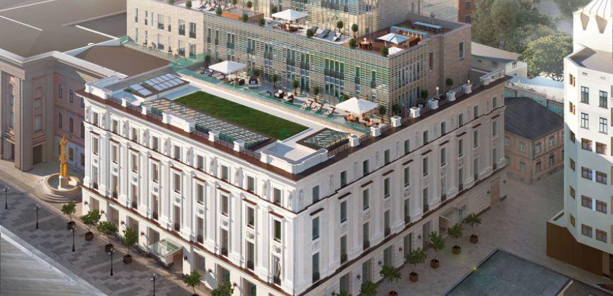 Так выглядит Клубный дом Turandot Residences (Турандот Резиденс) - #1172944407