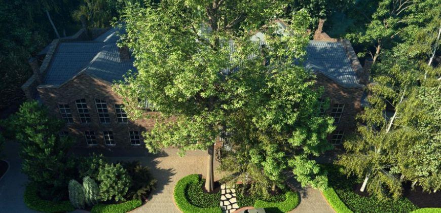 Так выглядит Жилой комплекс Tweed park (Твид парк) - #1090852525