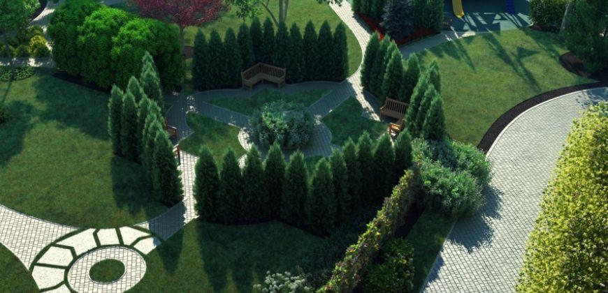 Так выглядит Жилой комплекс Tweed park (Твид парк) - #749500616