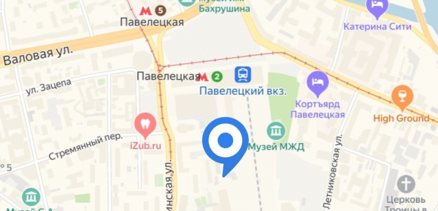 Так выглядит Жилой комплекс у Павелецкого вокзала - #344854567
