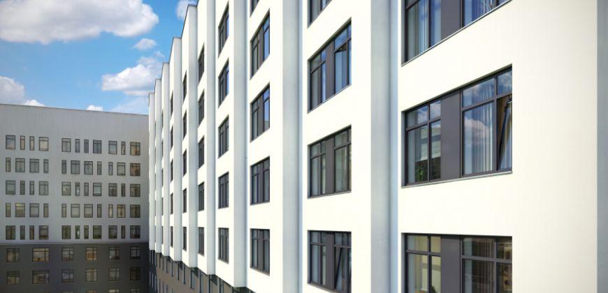 Так выглядит Жилой комплекс ул. Маршала Захарова, вл. 7 - #1577390047