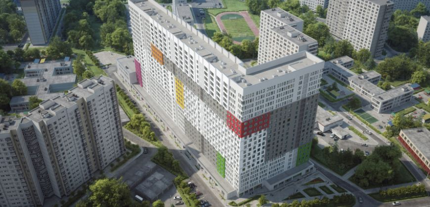 Так выглядит Жилой комплекс ул. Маршала Захарова, вл. 7 - #120690919