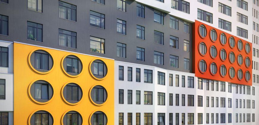 Так выглядит Жилой комплекс ул. Маршала Захарова, вл. 7 - #1821106836