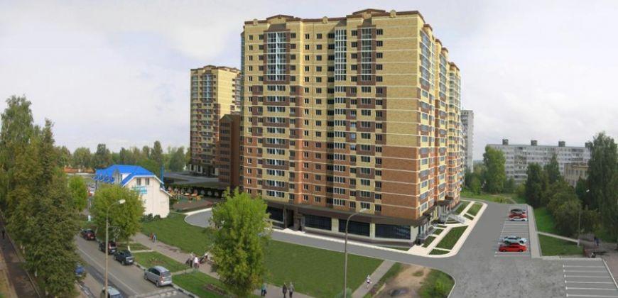 Так выглядит Жилой комплекс Ультрамарин - #994105529