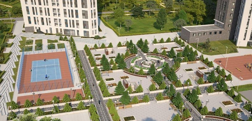 Так выглядит Жилой комплекс Union Park (Юнион парк) - #1404864699