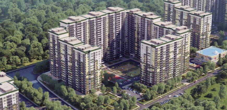 Так выглядит Жилой комплекс Up-квартал Новое Тушино - #863037137