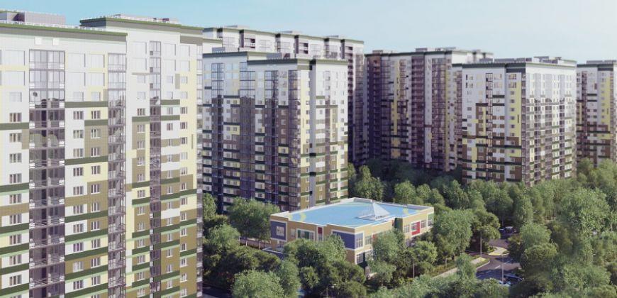 Так выглядит Жилой комплекс Up-квартал Новое Тушино - #9365578