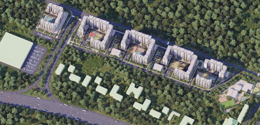 Так выглядит Жилой комплекс Up-квартал Новое Тушино - #917420032