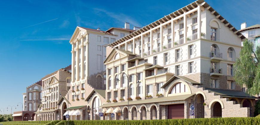 Так выглядит Жилой комплекс Up-квартал Римский - #1800892421