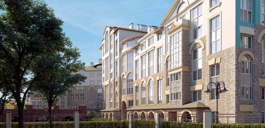 Так выглядит Жилой комплекс Up-квартал Римский - #1621039207