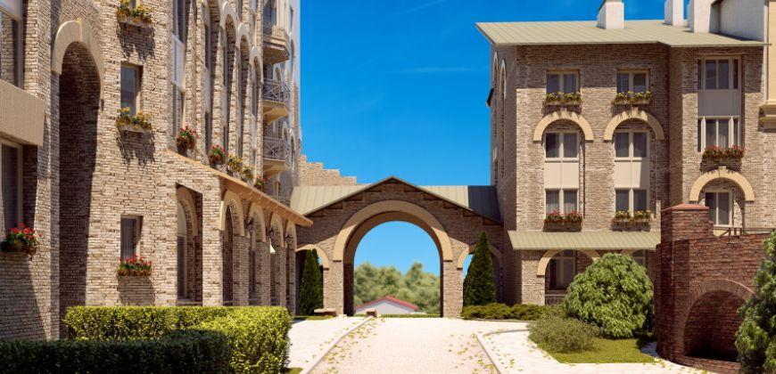 Так выглядит Жилой комплекс Up-квартал Римский - #1635989485