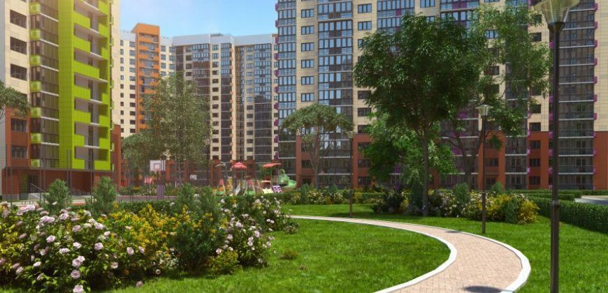 Так выглядит Жилой комплекс UP-квартал Сколковский - #407013802