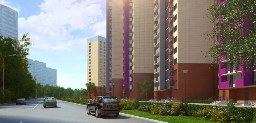 Так выглядит Жилой комплекс UP-квартал Сколковский - #1629423272