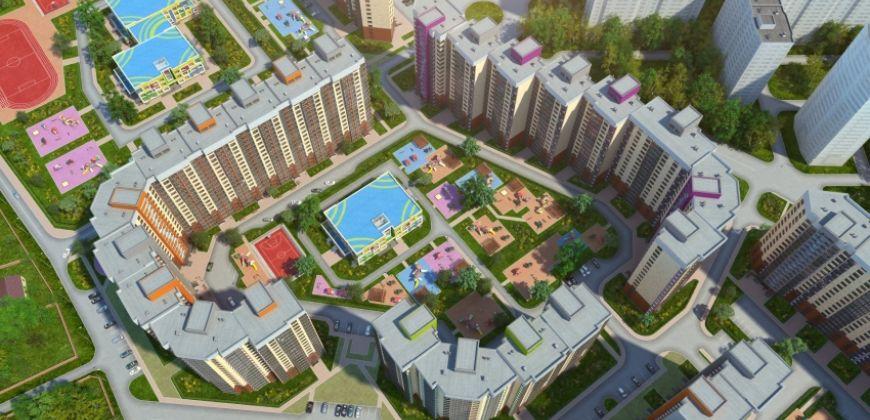 Так выглядит Жилой комплекс UP-квартал Сколковский - #513174587