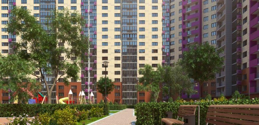 Так выглядит Жилой комплекс UP-квартал Сколковский - #136601429